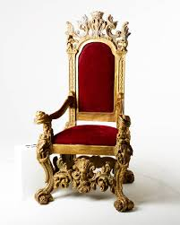 throne chair rental nyc ornate opulent and throne chairs prop rental for photo and