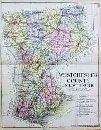Southampton New York Map by Westchester County New York Antique Maps And Charts U2013 Original