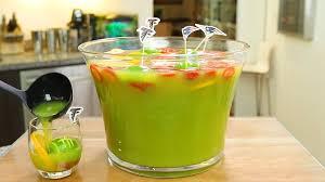 super bowl margarita jungle juice youtube