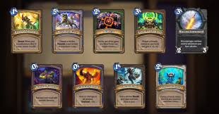 cards photo hearthstone 10 4 arena guide new arena cards drafting