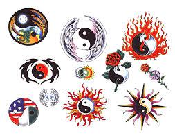 Fung Shwai by Feng Shui Tattoos Art Yin Or Yang Ortai Ji Tats Pinterest