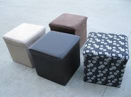 Folding Storage Ottoman Wuxi Housetex Industries Co Ltd