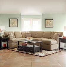 Sofa With Chaise Lounge Sectional Sofa Group With Chaise Lounge By Klaussner Wolf And