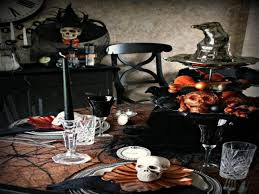 top 18 table setting designs for halloween cheap creative home