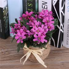 artificial flower decoration for home daisy flower decorations decorative flowers