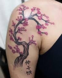51 cherry blossom tattoos ideas and designs 2018 tattoosboygirl