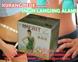 Jamu Pelangsing Merit merit teh pelangsing toko herbal 07