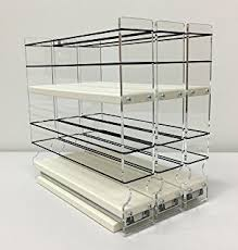 Narrow Spice Cabinet Amazon Com Vertical Spice 2x2x11 Dc Spice Rack Narrow Space