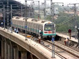 Metro Blue Line Map Delhi by Delhi Metro Slew Of Measures To Curb Snags In Delhi Metro Delhi