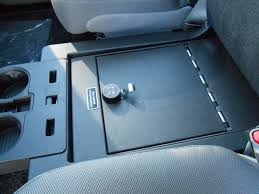 F150 Bench Seat Replacement Ford F150 Under Front Middle Seat Console Vault 2015 2017
