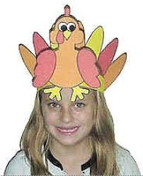 turkey hat printable turkey hat