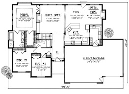 open floor plans for ranch homes fancy ranch home design plans 17 best images about floor plans on