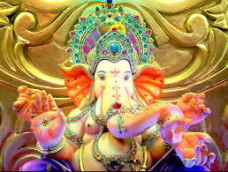 Home Ganpati Decoration Ganesh Fesival 2014 Home Ganpati Decoration Ganesha Festival Best