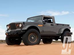 is the jeep pickup truck pickup truck in 2019