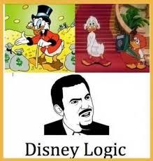 Funny Meme Cartoons - cartoon logic makes no sense ruin my week