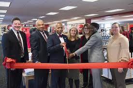 wssu alumni apparel expanded wssu bookstore officially opens winston salem state
