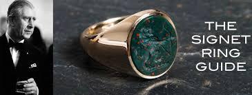 signet ring men the signet ring guide gentleman s gazette