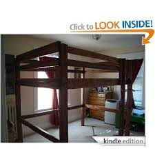 73 best loft beds images on pinterest lofted beds 3 4 beds and