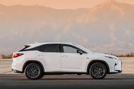 mazda rx suv all new 2016 lexus rx breaks cover in new york w video
