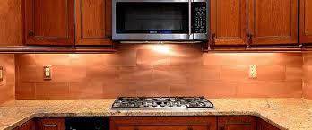 copper tile backsplash for kitchen copper color large subway backsplash backsplash