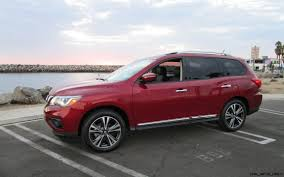 nissan pathfinder platinum 2017 nissan pathfinder platinum awd road test review by ben lewis