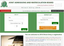 jamb change of course institution closing date 2016 17 auchi poly