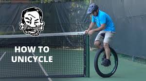 How To Finally Start Bike by How To Ride A Unicycle 10 Tips Youtube