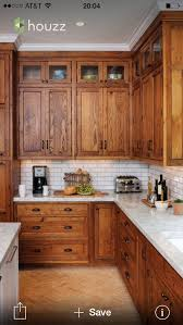 Wood Cabinet Colors Best 25 Light Wood Cabinets Ideas On Pinterest Maple Kitchen