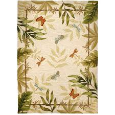 5x8 Outdoor Patio Rug Interior Cool Decoration Of Walmart Carpets For Appealing Home