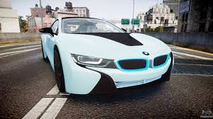 Bmw I8 Drift - bmw i8 2013 for gta 4