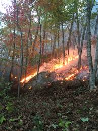 Wildfire Radar by Multiple Fire Units Battle Wild Fire On Wednesday Wataugaonline Com