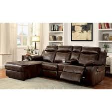 Leather Chaise Sofa Sectional Sofas For Less Overstock