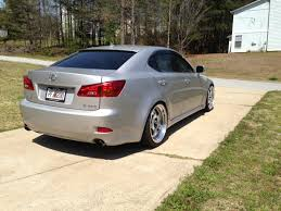jdm lexus is250 ga mod 2007 lexus is250 6 speed clublexus lexus forum discussion