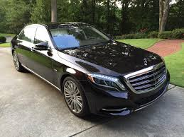 mercedes maybach 2016 2016 mercedes benz s class maybach s600 platinum am