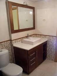 muebles de lavabo foto mueble con lavabo sobre encimera de muebles de baño jara