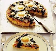 cuisine florentine florentine pizza recipe food