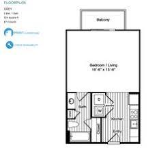 efficiency home plans apartments efficiency floor plan floorplans studio