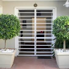 Secure Sliding Patio Door Sliding Glass Door Security Sliding Security Screen Doors Simple