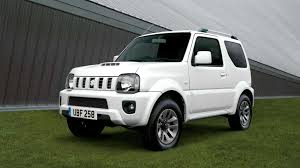 suzuki suzuki jimny the high value high fun 4x4 suzuki cars uk