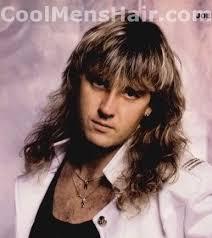 joe elliott classic rocker mullet haircut u2013 cool men u0027s hair