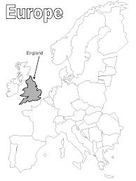 coloriage pays et regions angleterre à colorier allofamille