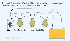 wiring lights in series wiring diagram lights in series tciaffairs