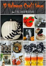Unique Halloween Crafts - spider wreath from martha stewart crafts