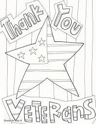 thank you veterans day coloring pages coloringstar