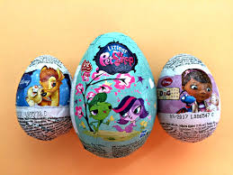 littlest pet shop easter eggs littlest pet shop lps doc mcstuffins disney classics eggs