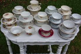 Tallahassee Flower Shops - a country rose tallahassee florist vintage china rental tea