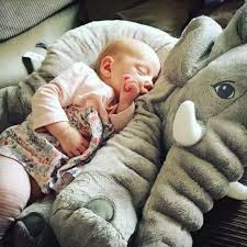 Pillow Store Elephant Baby Pillow Best Birthday Gift For Baby U2013 Baby Pillow Store
