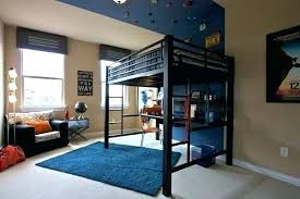Modern Bunk Bed With Desk Modern Loft Beds For Adults Interesting Bunk Beds For Adults