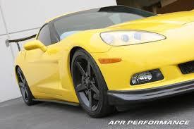 carbon fiber corvette parts fa 206006 c6 corvette carbon fiber front splitter corvette front