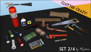 a3ru various drug clutter sims 4 downloads the sims 4 martine clutter crazy part 2 tools and garage buy